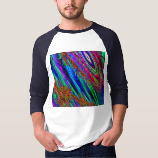 Dactyl Fractyl Fractal Art T-Shirt