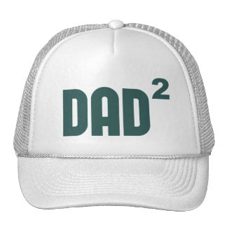 Dad2 Dad Squared Exponentially Mesh Hats