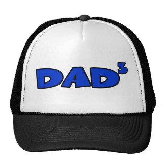 DAD3 TRUCKER HAT