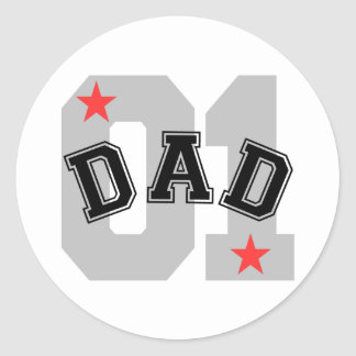 Dad 01 Stickers