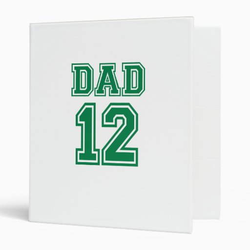 Dad 2012 binder