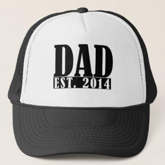 Dad 2014 trucker hat