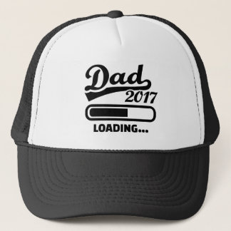 Dad 2017 trucker hat