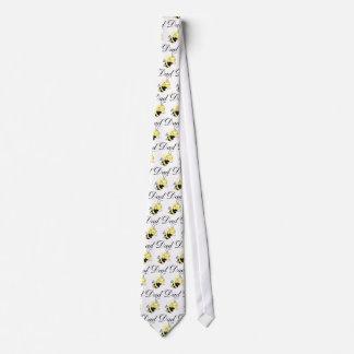 Dad 2 be neck tie