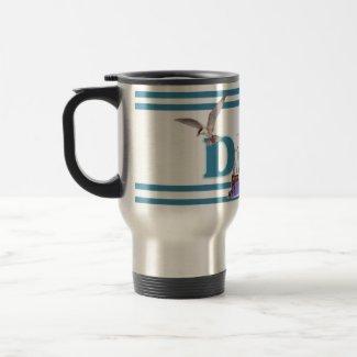 Dad Ahoy mug