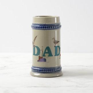 Dad Ahoy Mugs