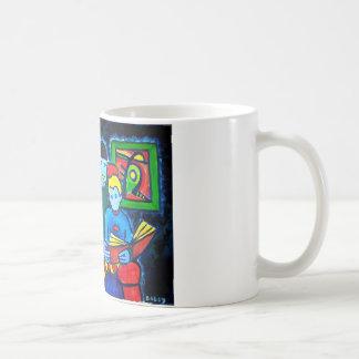 Dad and Boys Coffee Mug