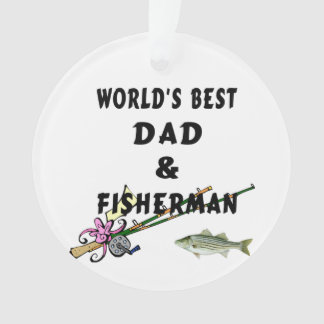 Dad and Fishing