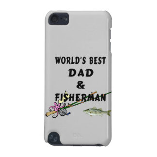 Dad and Fishing iPod Touch (5th Generation) Case