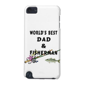 Dad and Fishing iPod Touch (5th Generation) Cover