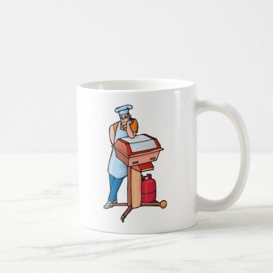 Dad And Grill Coffee Mug