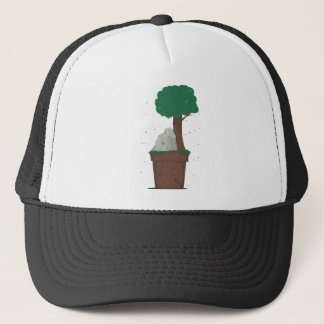 Dad and Mom ancestor Trucker Hat