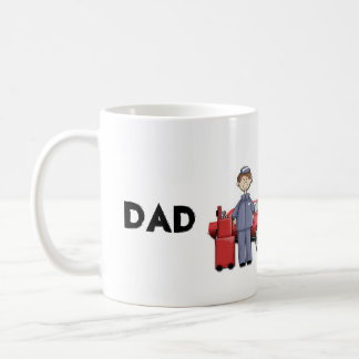 Dad Auto Mechanic Coffee Mugs