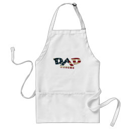 Dad Awesome Adult Apron