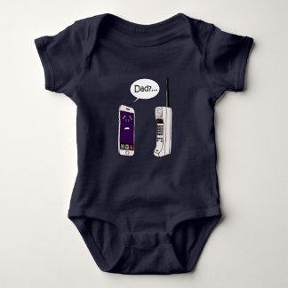 Dad? Baby Bodysuit