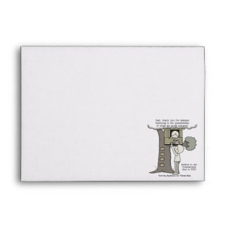 Dad Believes in Possibilities Envelope