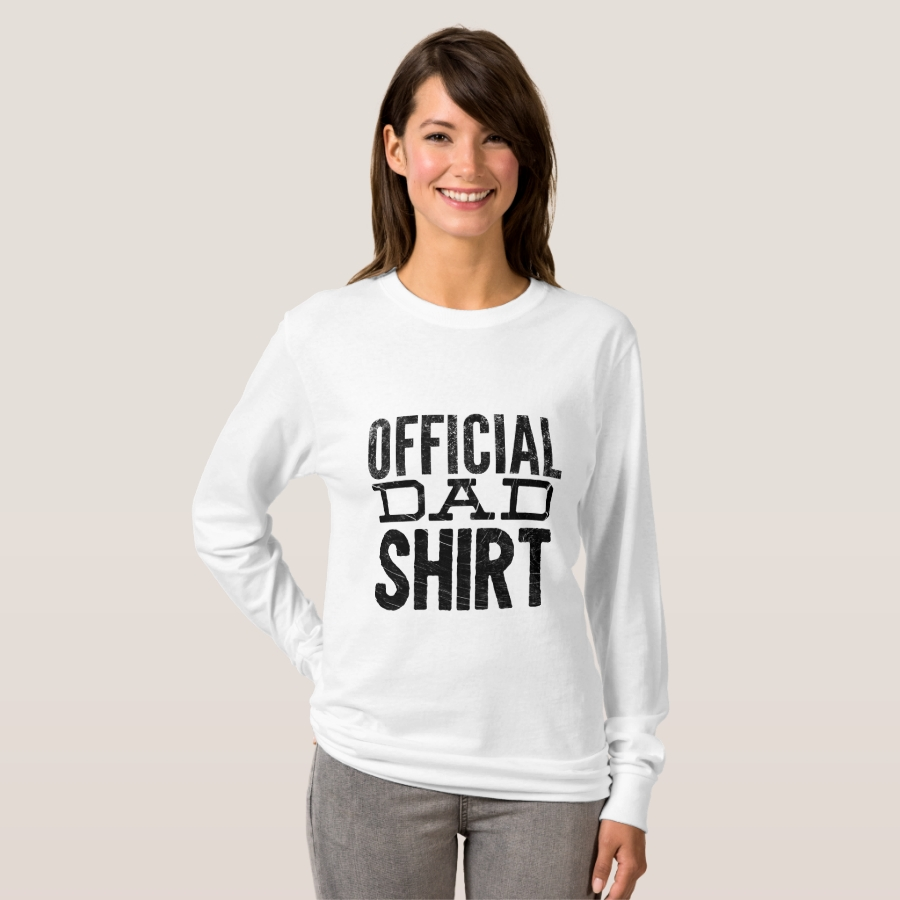 Dad Birthday Gifts T-Shirt - Best Selling Long-Sleeve Street Fashion Shirt Designs
