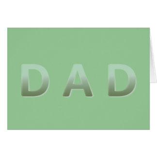 DAD card 6.3