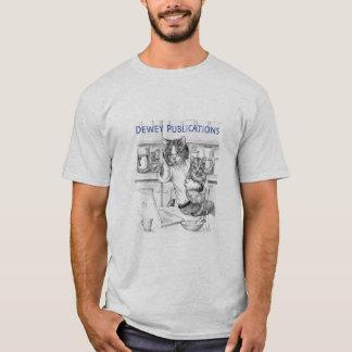 Dad Cat- Dewey publications T-Shirt