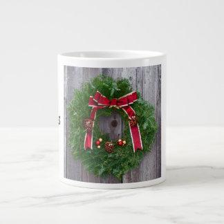 Dad Christmas Jumbo Mug