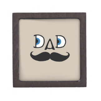 Dad Cufflinks Box