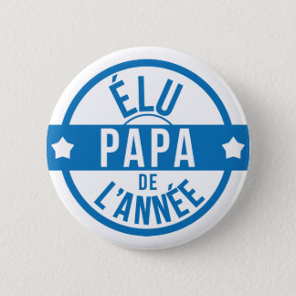 Dad/Dad/Daddy/Vati/Dad Pinback Button