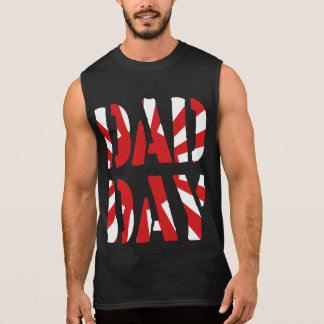 DAD DAY Japan Happy Father's day! Sleeveless Shirt