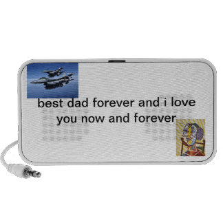dad days forever portable speaker