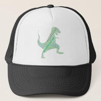 Dad Dinosaur Dadasaurus Trucker Hat