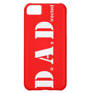 DAD, Do As Directed iPhone 5C Case