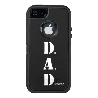 DAD, Do As Directed OtterBox Defender iPhone Case