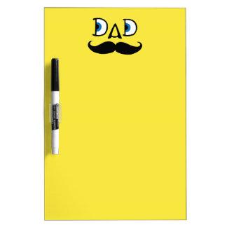 Dad Dry-Erase Board