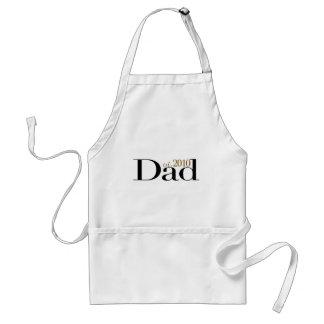 Dad Est 2010 Adult Apron