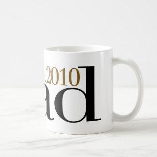 Dad Est 2010 Coffee Mug