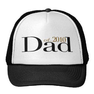 Dad Est 2010 Trucker Hat