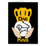 Dad Family Lion King-Customize Cards