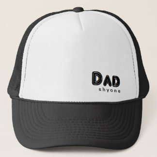 Dad fashion cap