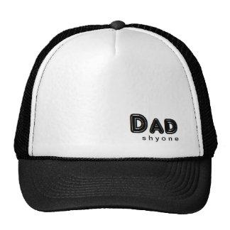 Dad fashion cap trucker hat