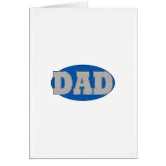 Dad -- Father's Day Card