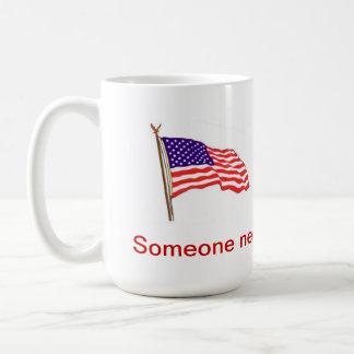 Dad for president mug