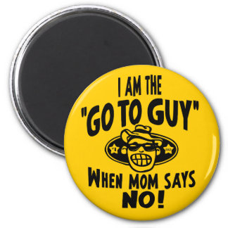 Dad Go To Guy Refrigerator Magnets