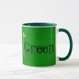 Dad gone green mug