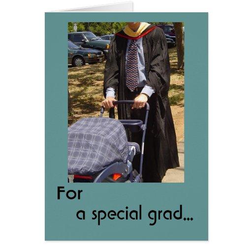 Dad-Grad Card