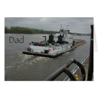 Dad Greeting Card