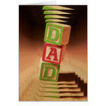 Dad Greeting Card Cards