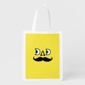 Dad Grocery Bag