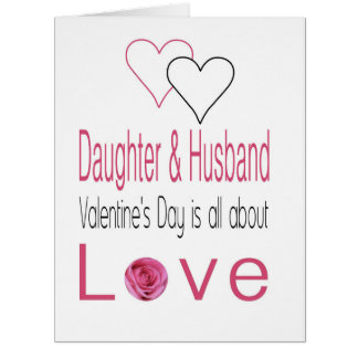 Dad   Happy Valentine's Day Roses Card
