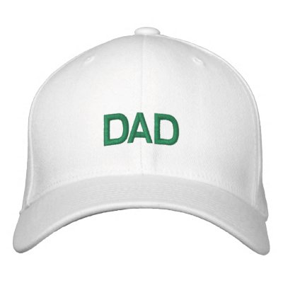 DAD hat Embroidered Baseball Cap