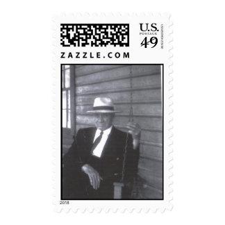 """""""Dad"""" Hatfield Postage Stamp"""
