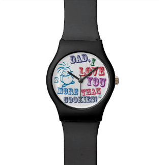 Dad I Love You More Than Cookies! Watch